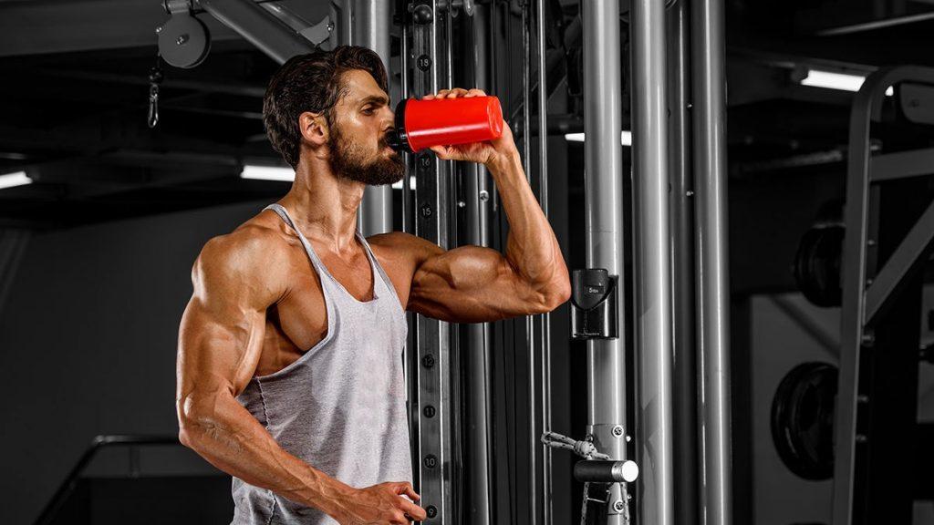 Proteínas para aumentar masa muscular en hombres