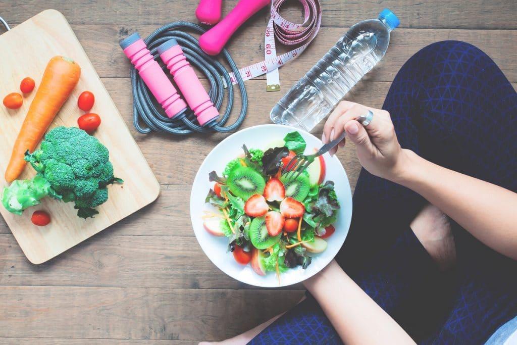Nutrición equilibrada para los atletas - Fit Soul