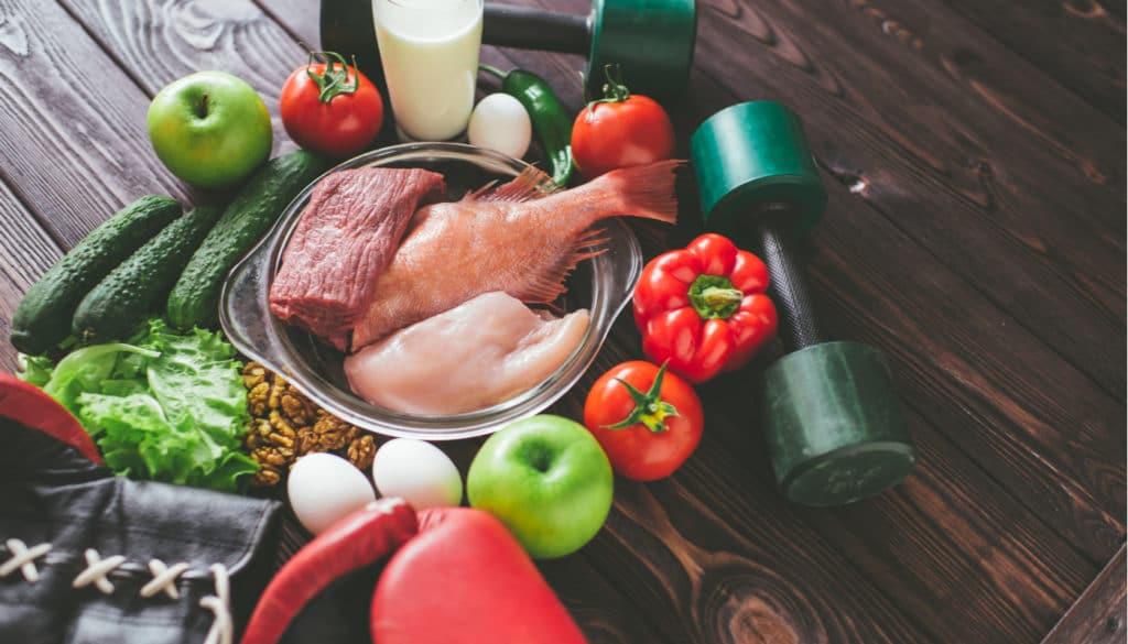 Nutrición para aumentar la masa muscular - Fit Soul