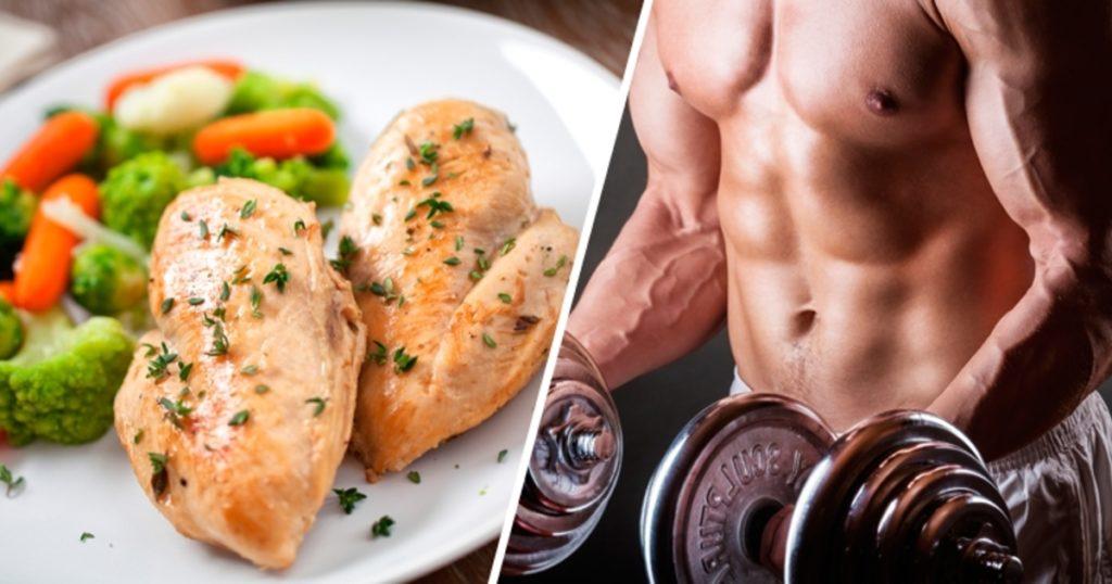Alimentación para ganar masa muscular - Fit Soul