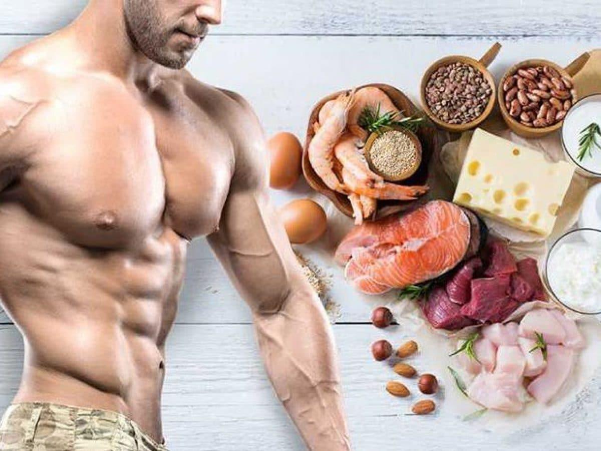 ¿Qué alimentos debo comer para ganar masa muscular? - Fit Soul