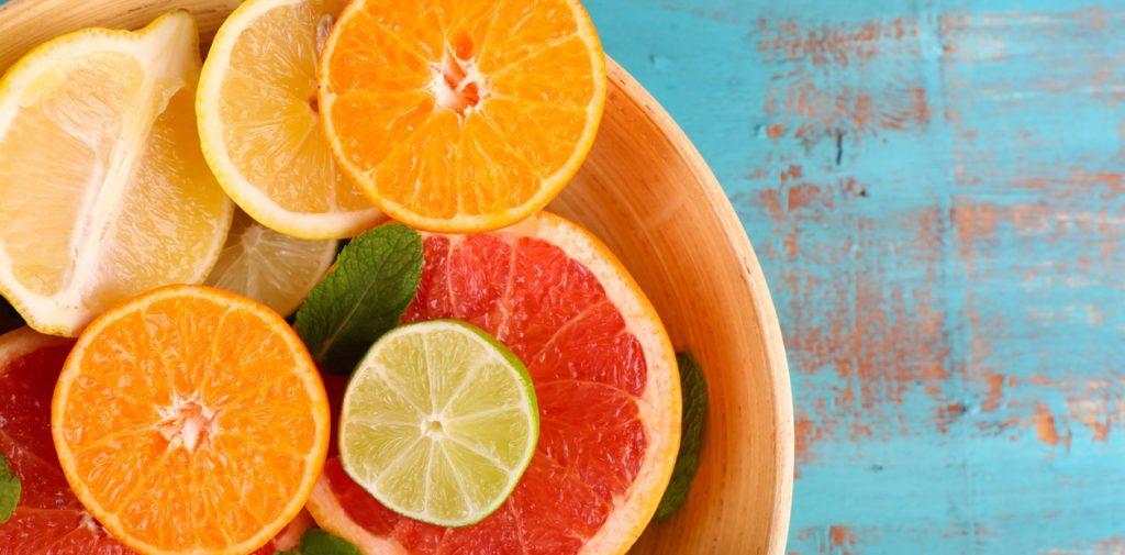 Vitamina C - Aumento de Masa Muscular