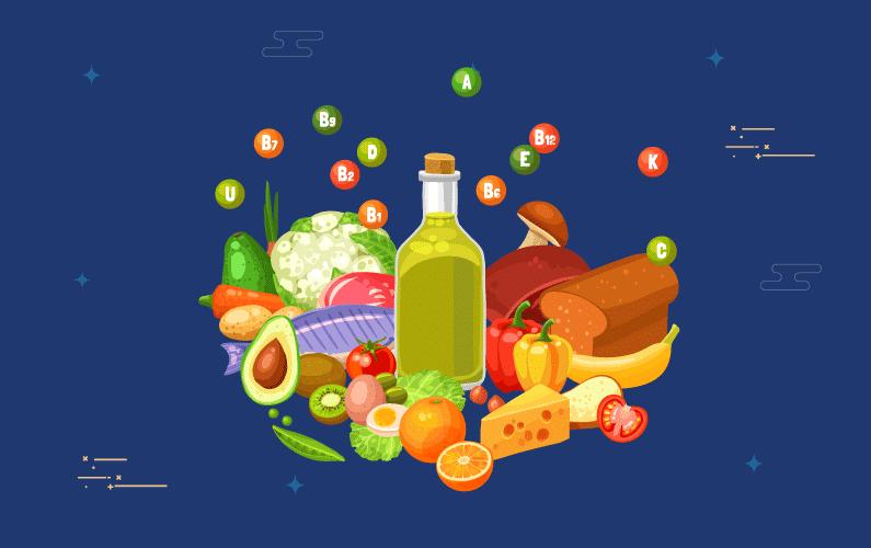 Vitaminas para aumentar masa muscular - Fit Soul