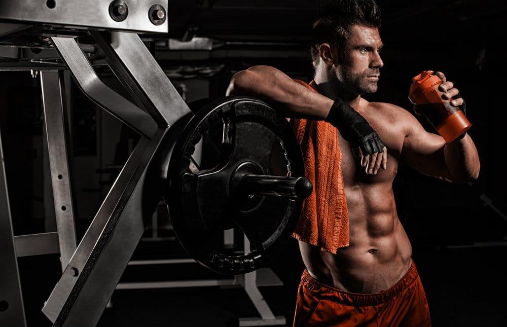 Aumentar masa muscular con creatina - Fit Soul