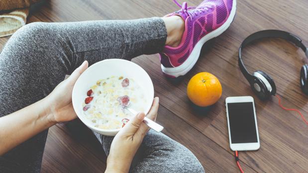 Alimentación y rendimiento físico - Fit Soul