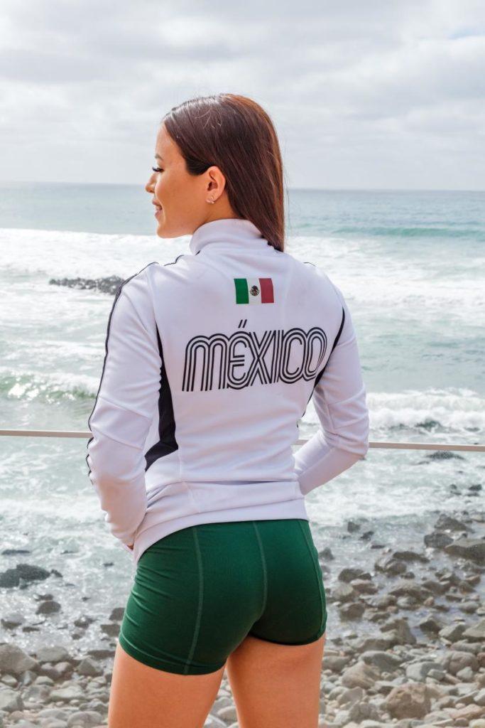 Lilian Borja - Atleta Mexicana