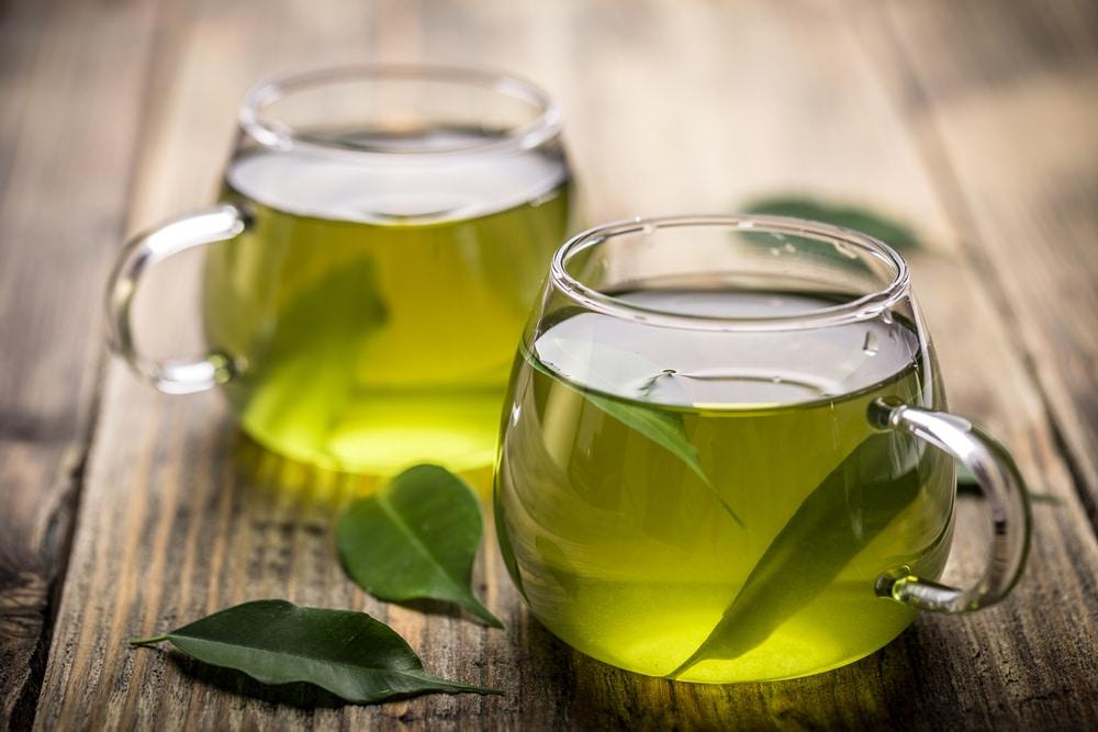 Té verde - Antioxidantes