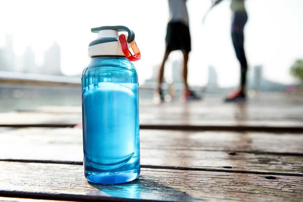 Hidratación en el entrenamiento - Fit Soul